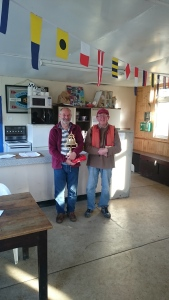 GP 2015 open winners Alan and Charlie