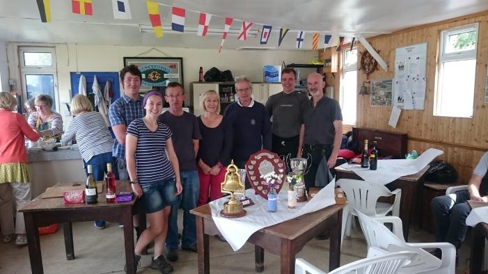 Arthur Jones Day winners
